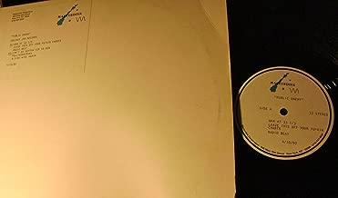 Public Enemy Fear Of A Black Planet Studio Acetate Disc