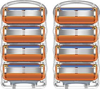 Gillette Fusion Power Men's Razor Blades - 8 Refills