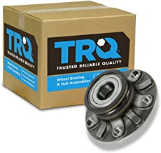 TRQ Rear Wheel Hub & Bearing Left or Right for Audi Eos Golf GTI Rabbit A3 VW