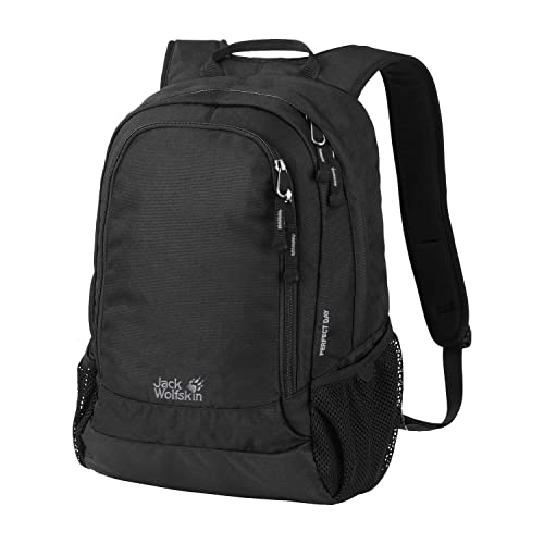 6a5f305e0cb Jack Wolfskin Perfect Day Backpack - 22 Litres, Black