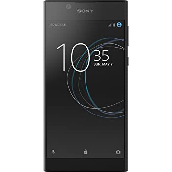 Sony Xperia L1 - Unlocked Smartphone - 16GB - Black