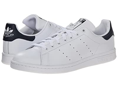 adidas Originals Stan Smith (White/White/Navy) Men