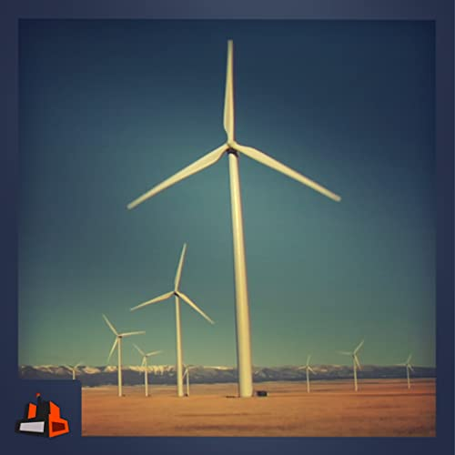 Spinning Wind Turbines - Feel the Wind Turbines in Your Lounge