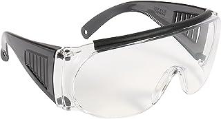 عینک ایمنی تیراندازی و ایمنی شرکت آلن برای استفاده با لیوان های تجویز شده ، متناسب با عینک