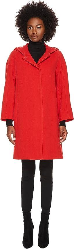 Sportmax - Pepli Melange Short Coat