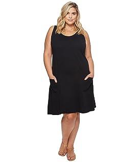 Plus Size Drape Dress