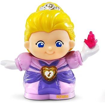 Go Smart Friends Storybook Friends V Tech 80-217270 Princess Robin and Fairy Misty Prince Hector VTech Go 3 Pack