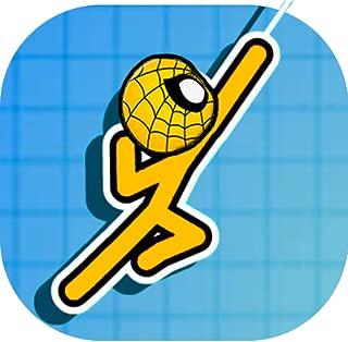 Super Hero Spider Stickman