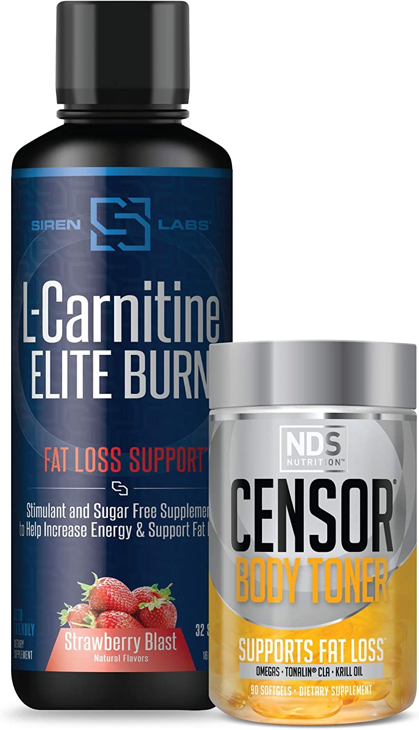 NDS Nutrition Censor-Fat Loss-Body Toner Sales for sale 5% OFF Softgels with 90 CLA
