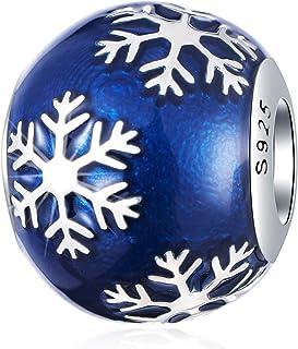 EMOSTAR - Abalorio de la serie navideña para pulseras de Na