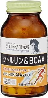 明治薬品 野口シトルリン&BCAA