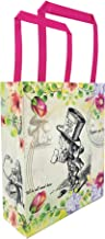 Alice in Wonderland Party Favor Bags - Pack of 12 - Mad Hatter Party - Alice in Wonderland Party Supplies