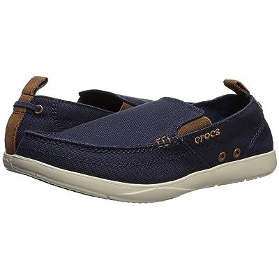 Crocs Walu (Navy/Stucco) Men