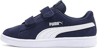 PUMA Smash V2 SD V PS, Sneakers Basses Garçon Mixte Enfant