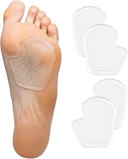 gel pads for under toes