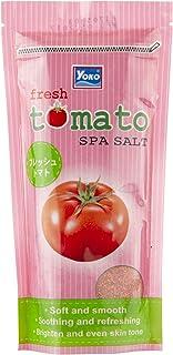 Yoko Fresh Tomato Spa Salt Whitening Body Skin Smooth Scrub, 300 gm