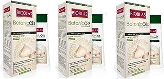 3x360ml (1080ml) Bioblas Knoblauch Shampoo, Gegen Haarausfal