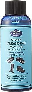 [エム・モゥブレィ プレステージ] 天然成分配合・靴用汚れ落とし ステインクレンジングウォーター 2082 メンズ