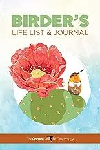 Birder's Life List & Journal (Cornell Lab of Ornithology)