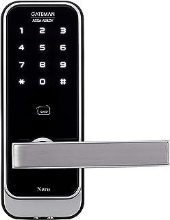 東邦金属工業 GATEMAN Nero 主錠 デジタルドアロック 24時間サポート付き Nero