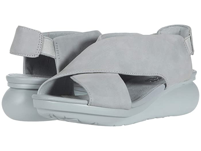 Camper  Balloon (Light Pastel Grey) Womens Shoes