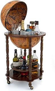 Art 40 Bar -Fabriqué en Italie - Globe par Zoffoli avec certificat d'authenticité