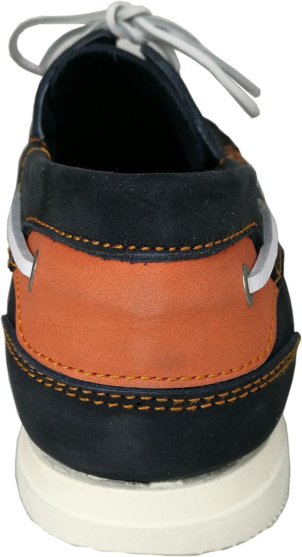 N/áuticos Hombre Verano Zapatos N/áuticos Hombre Zerimar N/áuticos de Piel para Hombre Mocasines Hombre