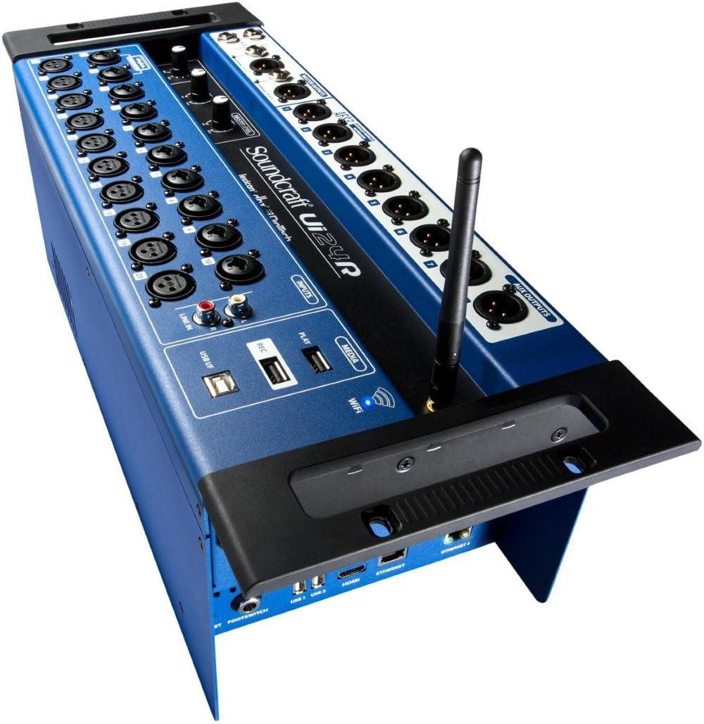 Soundcraft Ui16 Remote-Controlled 16-Input Digital Mixer