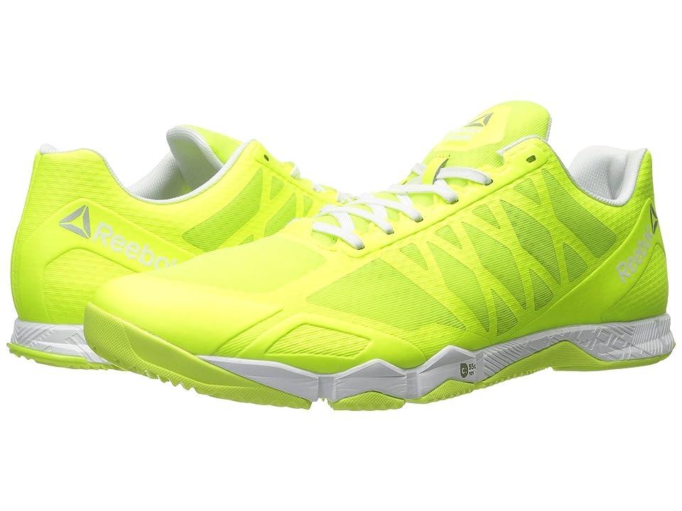 Reebok Crossfit Speed TR (Solar Yellow/Silver Metallic) Men