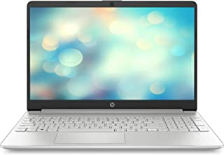 "HP 15s-fq1075ns - Ordenador portátil de 15.6"" HD (Intel Core i3-1005G1, 8GB RAM, 256GB SSD, gráficos Intel UHD, sin Sistem..."