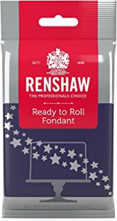 Ready to Roll Fondant Icing Purple 8.8 Ounces by Renshaw