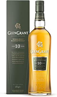 Glen Grant 10 Year Old Single Malt Scotch Whisky, 700ml