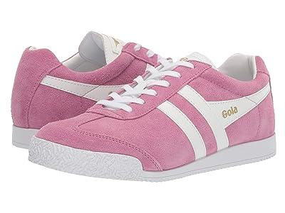 Gola Harrier (Dusky Pink/White) Women