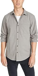 Men's Long Sleeve One Pocket Shirt