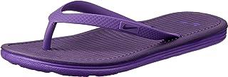 Nike Australia Women's Solarsoft Thong 2 Flip Flops, Black/Cool Grey-Black-Cool Grey
