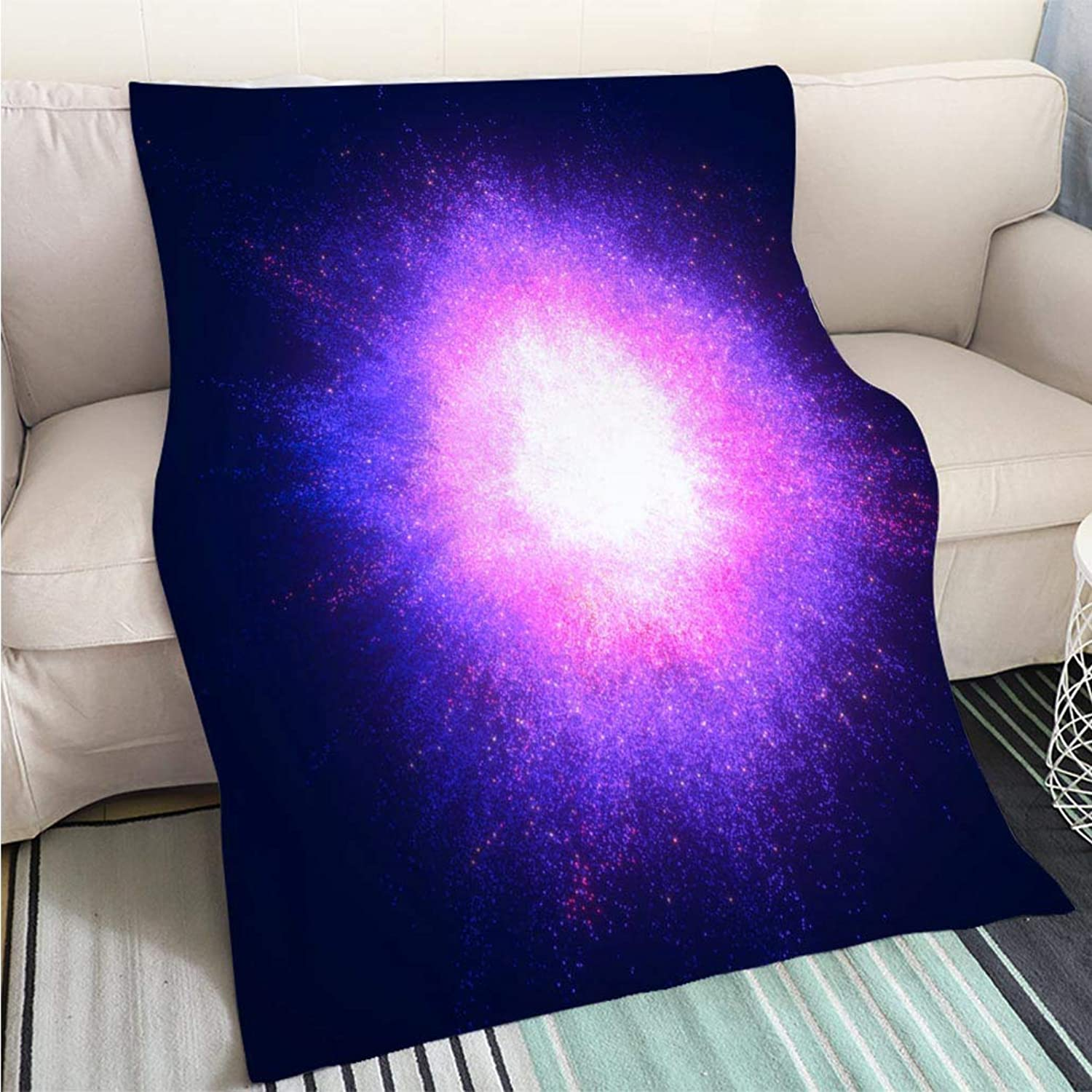Art Design Photos Cool Quilt Burst Background Astrology Explosion Galaxy Perfect for Couch Sofa or Bed Cool Quilt