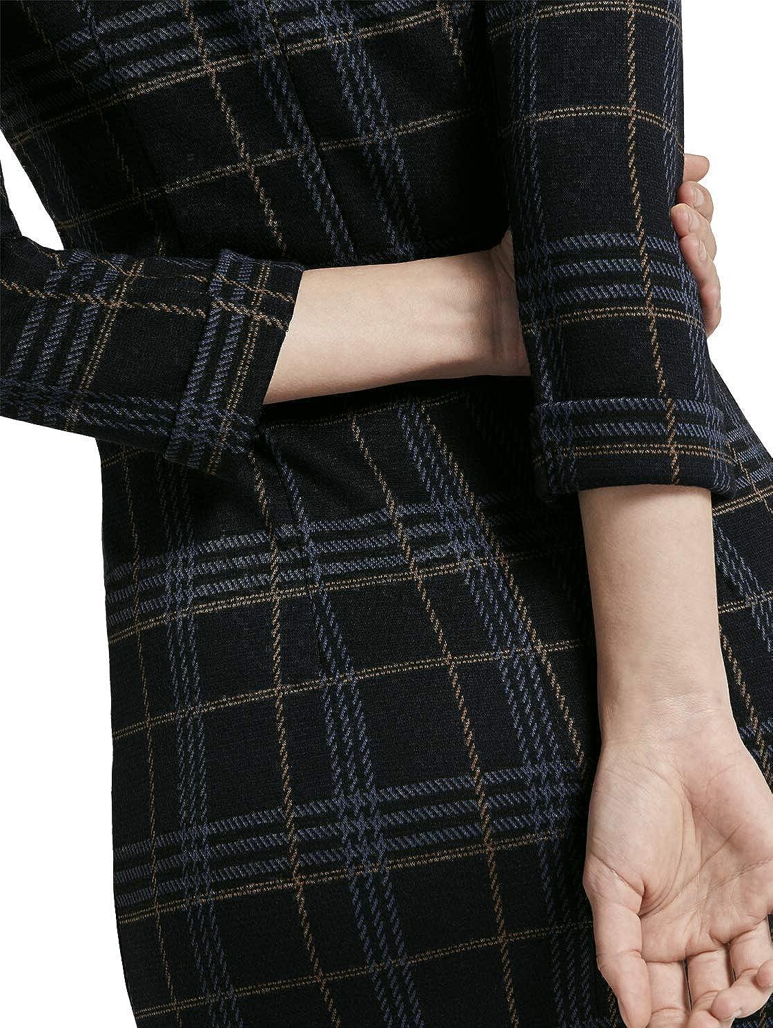 Tom Tailor Check Blusa para Mujer