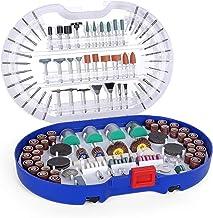 WORKPRO Multifunctioneel gereedschap accessoireset draaigereedschap 276-dlg. Multifunctionele accessoireset voor snijden, ...