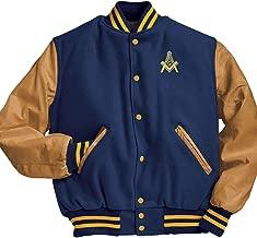 freemason varsity jacket