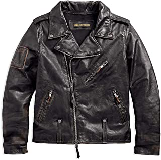 Best mens large harley leather jacket Reviews
