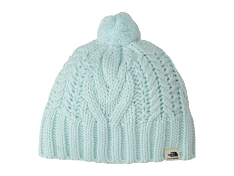 The North Face Kids Cable Minna Beanie (Infant) at Zappos.com 1ee0630ba3e