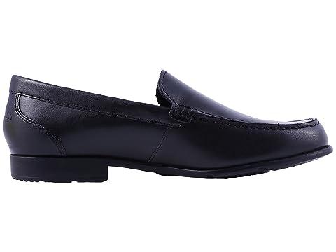 Brown Rockport Venetian Black Loafer IICognacDark Classic Lite vrwvYO