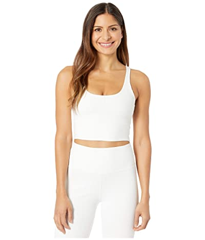 YEAR OF OURS Ribbed Gym Bra (White) Women