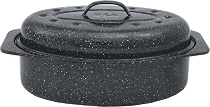 Best roaster pan with cover Reviews