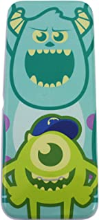 Blue Mike and Sulley Monsters University Tin Pencil Box