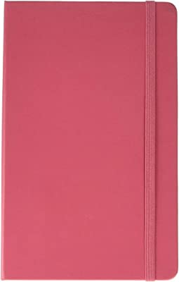 Classic Ruled Large Hard Notebook