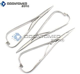 OdontoMed2011 Dental Mathieu Needle Holder 14cm (5.5