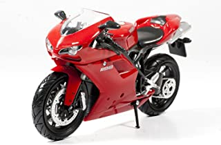Ducati Motorcycle 1198 Red 1:12 by NewRay TOY