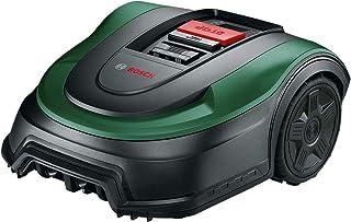Bosch Robotmaaier Indego XS 300 (met geïntegreerd 18V-accu, basisstation, maaibreedte 19 cm, voor gazons van maximaal 300 ...