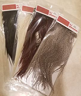 rooster feathers for fly tying